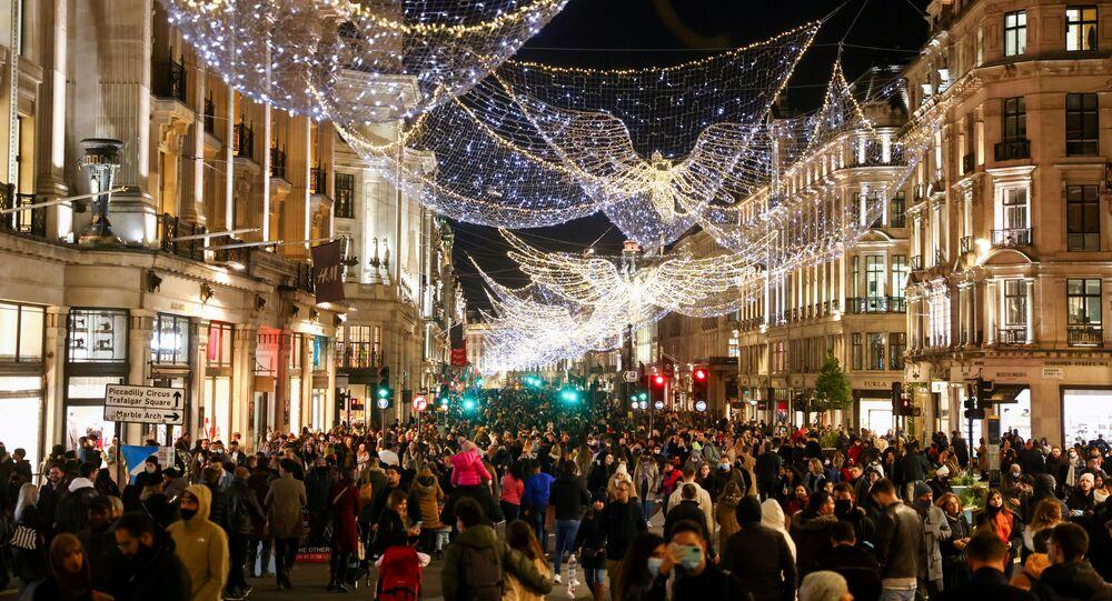 Londres, le 5 décembre 2020