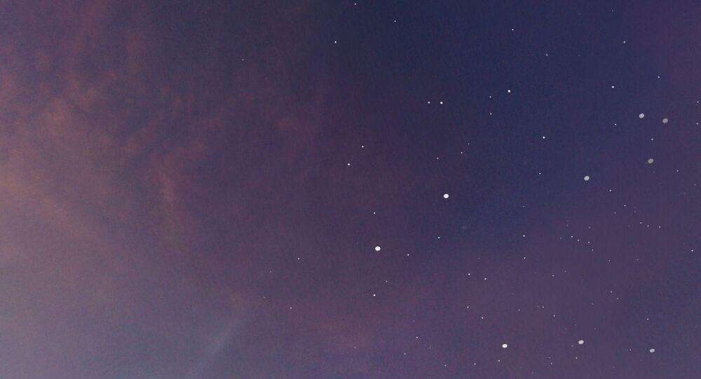 Le ciel nocturne (image d'illustration)