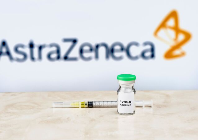 Un vaccin d'AstraZeneca (photo d'archives)
