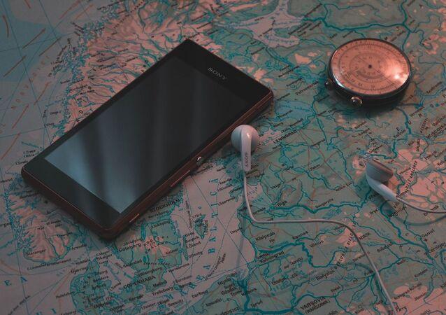 Téléphone et carte