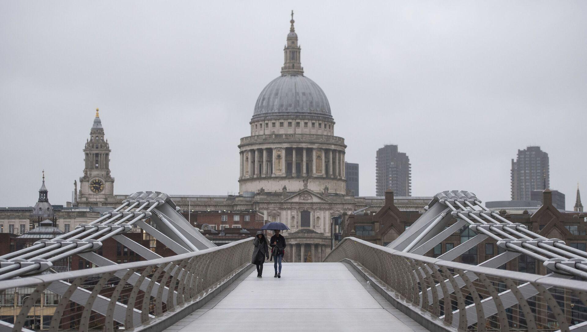 Londres en décembre 2020 - Sputnik France, 1920, 13.02.2021