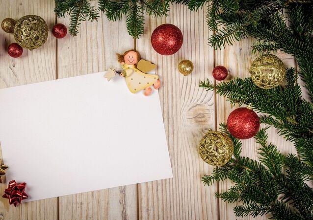Une lettre de Noël