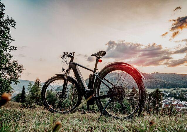 Un vélo (image d'illustration)