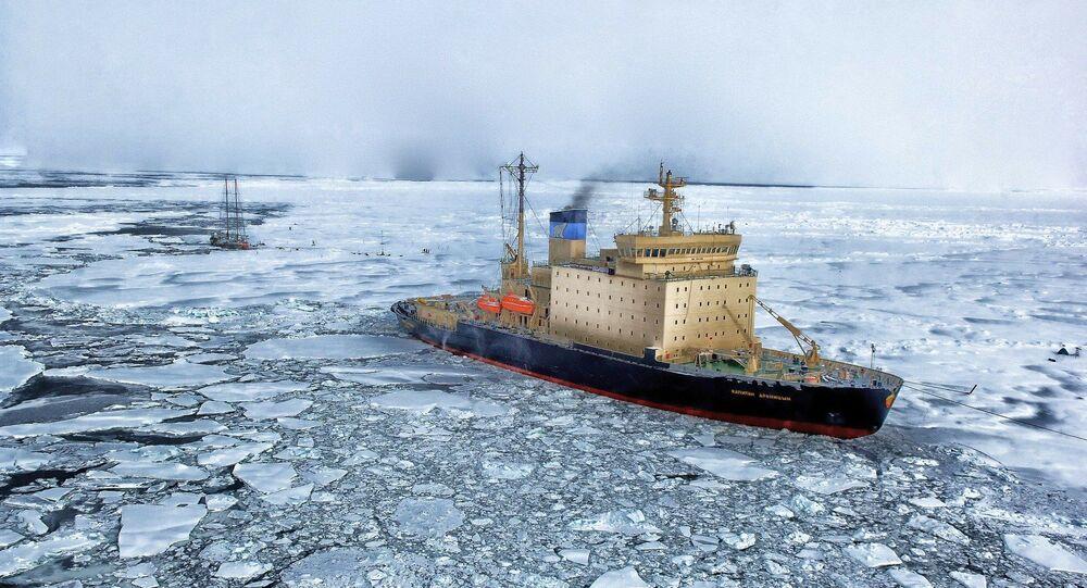 Antarctique (image d'illustration)