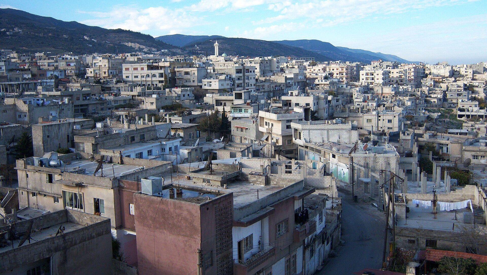 Ville de Masyaf, Hama, Syrie - Sputnik France, 1920, 28.07.2021