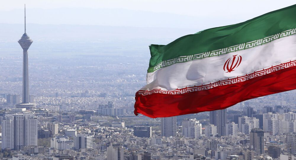 Drapeau national iranien