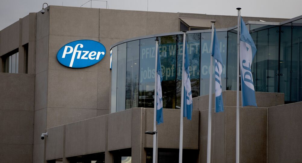 Pfizer (photo d'archives)