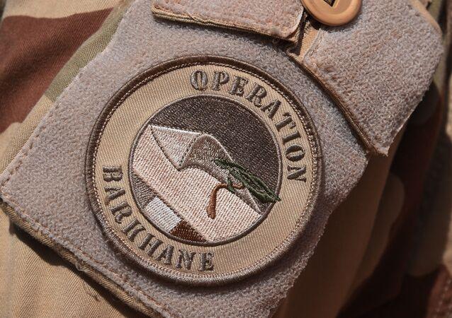 Logo de l'opération Barkhane (archive photo)