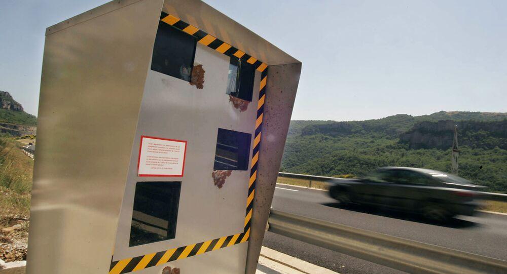 Un radar routier (image d'illustration)