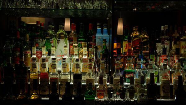 Bouteilles d'alcool - Sputnik France