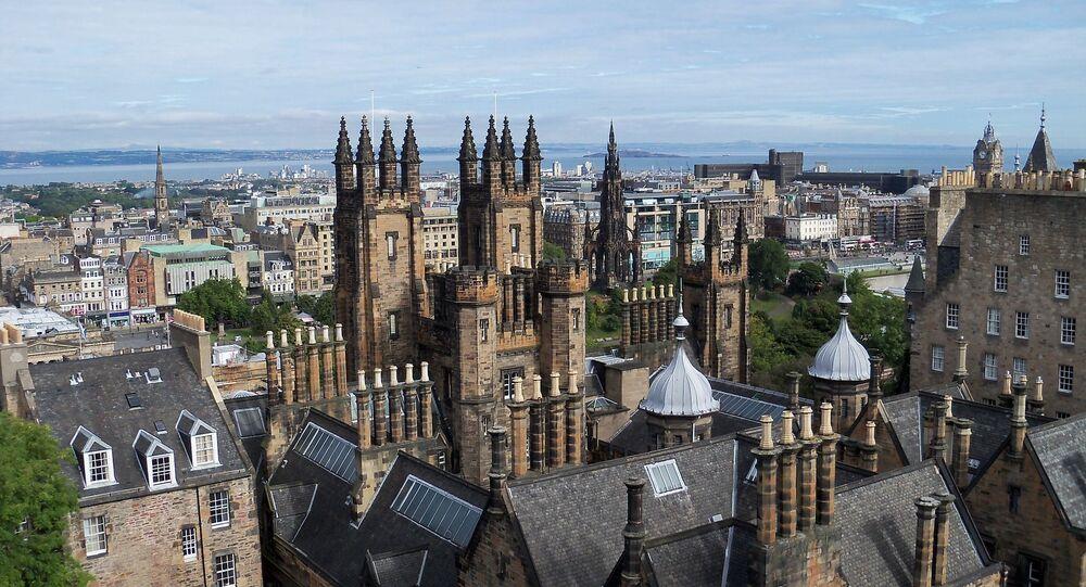 Édimbourg, capitale écossaise