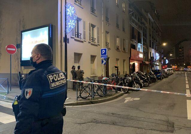 Opération de police à Boulogne-Billancourt, 3 janvier 2020