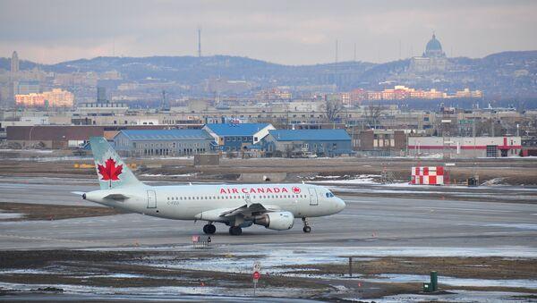 Aéroport Pierre-Elliott Trudeau de Montréal - Sputnik France