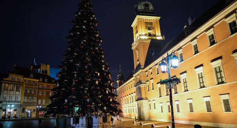 Noël, Varsovie