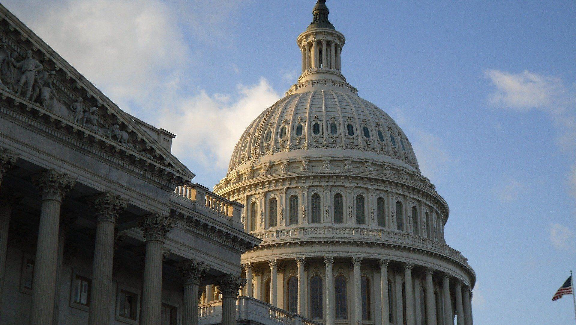 Le Capitole des États-Unis  - Sputnik France, 1920, 03.09.2021