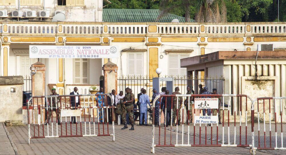 L'Assemblée nationale du Bénin