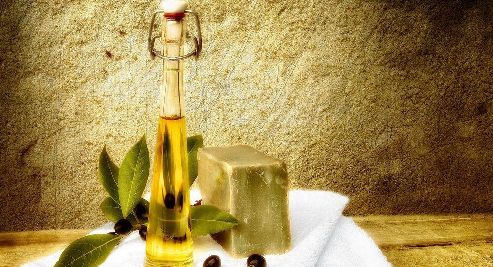 L'huile d'olive (image d'illustration)