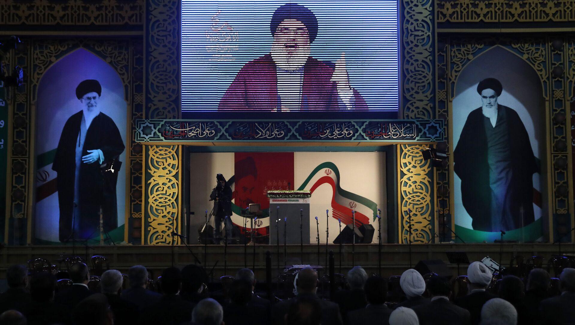 Hassan Nasrallah - Sputnik France, 1920, 07.09.2021
