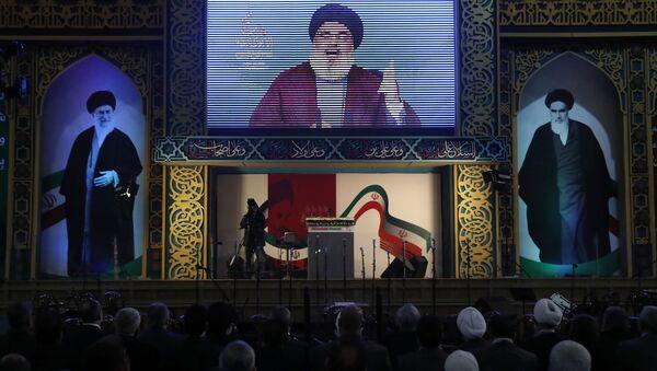 Hassan Nasrallah - Sputnik France