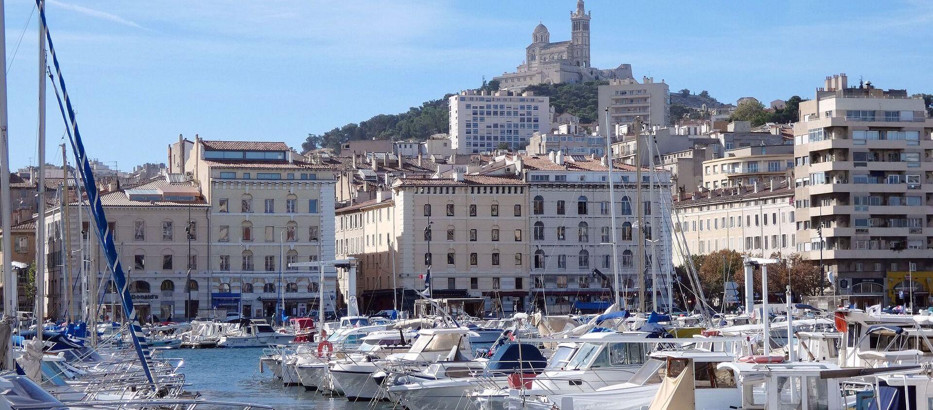 Marseille - Sputnik France, 1920, 11.03.2021