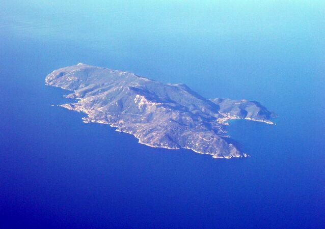 L'île de Giglio