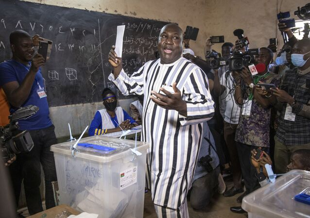 Zéphirin Diabré, ancien chef de file de l'opposition burkinabée