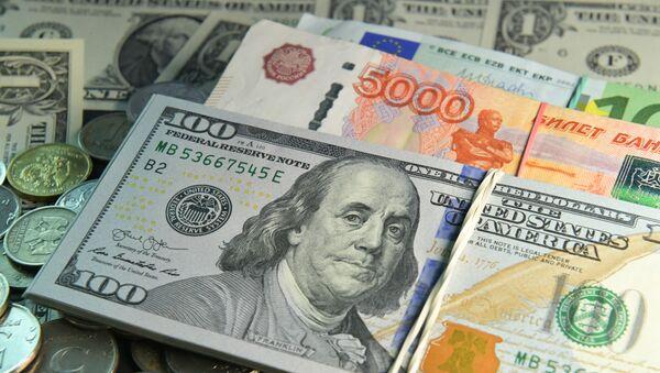 Roubles, dollars et euros - Sputnik France