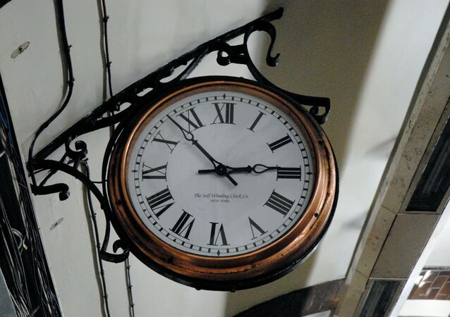 Une horloge (image d'illustration)