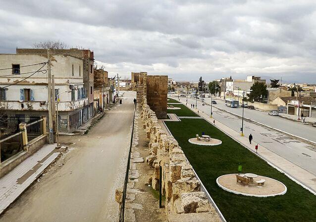 Algérie, ville de Tébessa (archive photo)
