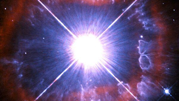 AG Carinae (image d'illustration) - Sputnik France