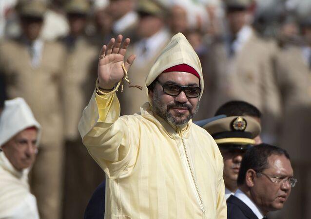 roi marocain Mohammed VI