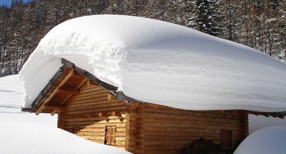 neige (image d'illustration)