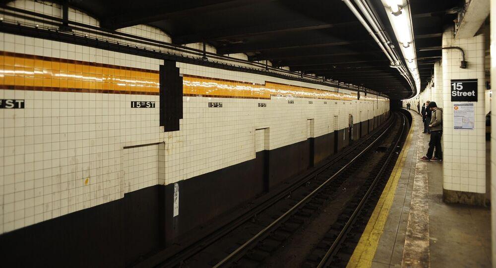 Le métro (image d'illustration)