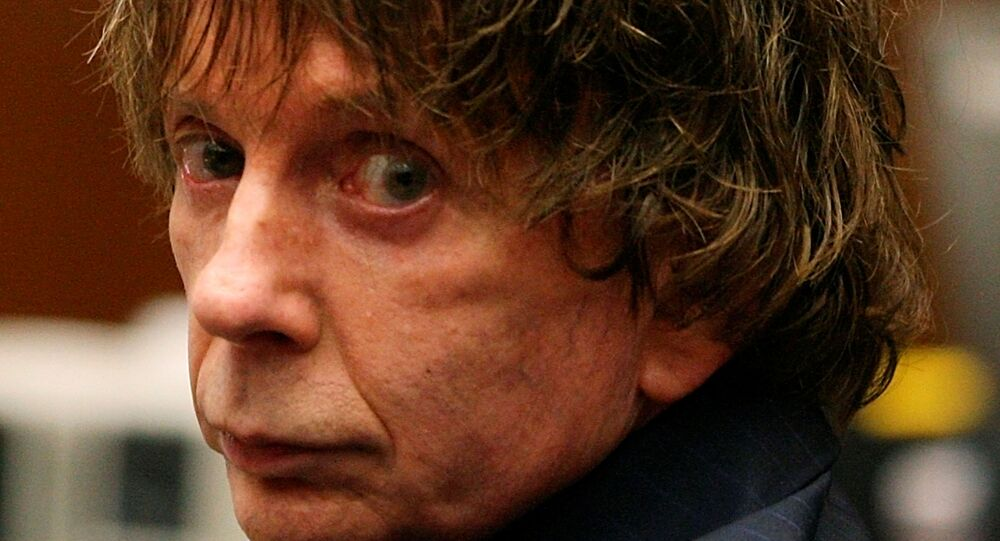 Phil Spector, archives