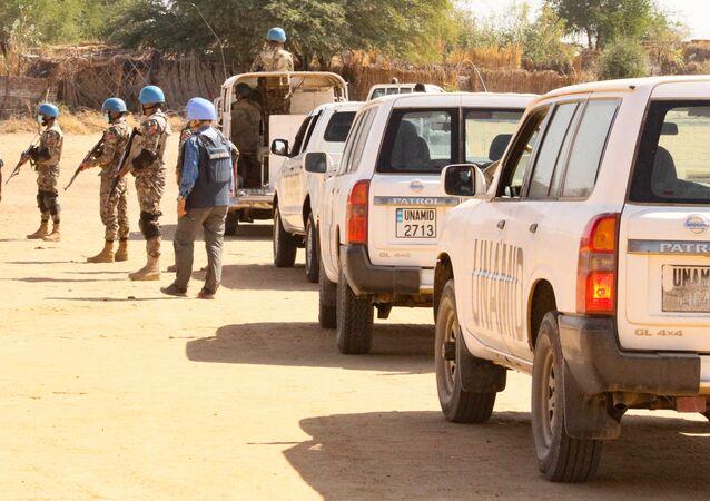 conflit au Darfour