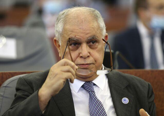 Le ministre algérien de l'Énergie Abdelmadjid Attar