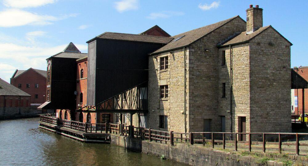 La ville de Wigan, Royaume-Uni (archive photo)