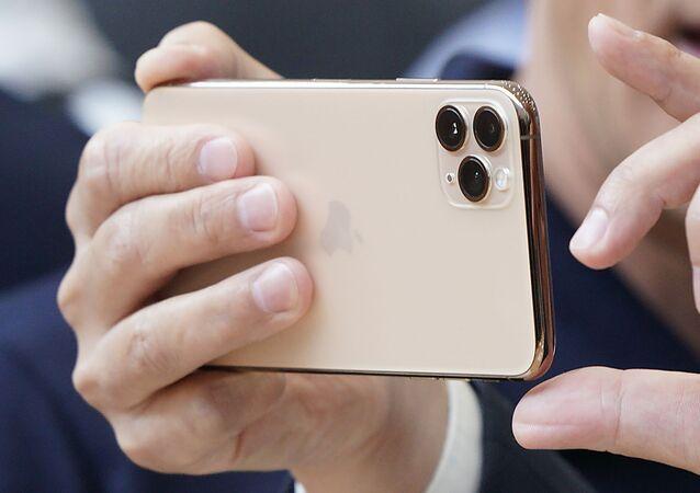 Un iPhone 11 Pro