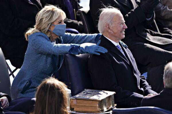 Les grands moments de l'investiture de Joe Biden   - Sputnik France