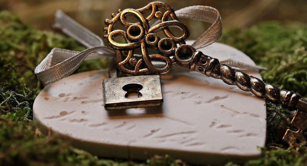 Un cadenas et une clé