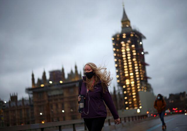 Londres, le 20 janvier 2021