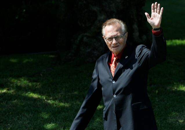 Larry King (photo d'archives)