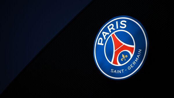 Le logo du PSG - Sputnik France