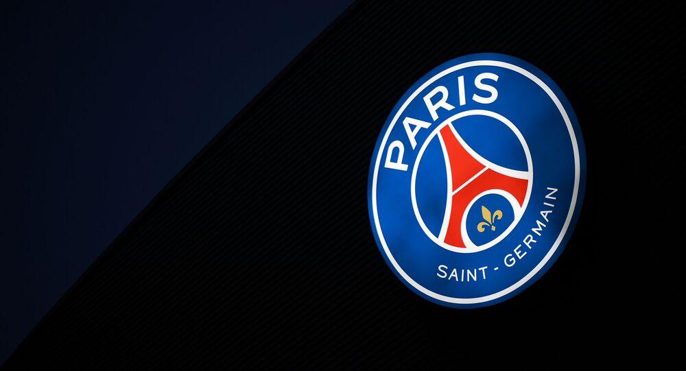 Le logo du PSG