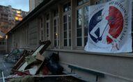 Réquisition d'une ancienne école à Paris pour mettre à l'abri des immigrants