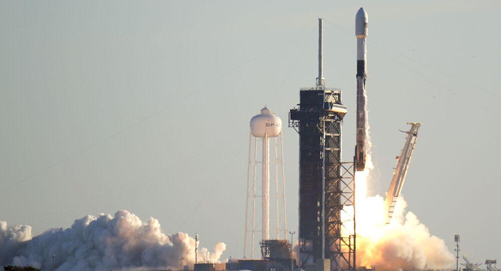 Un lancement par SpaceX (photo d'archives)