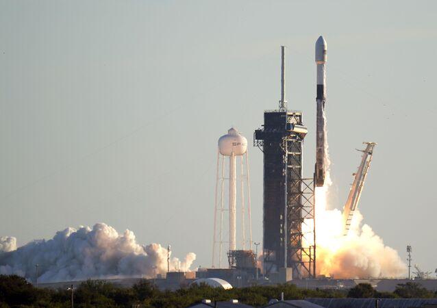 Un lancement par SpaceX