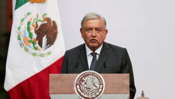 Andres Manuel Lopez Obrador - Sputnik France