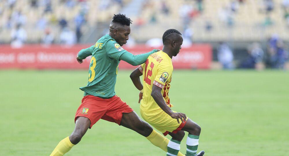 Match d'ouverture de la CHAN, Cameroun Zimbabwe