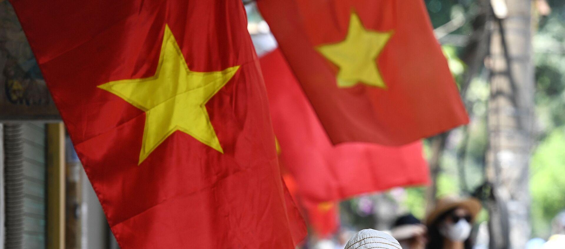 Drapeau vietnamien - Sputnik France, 1920, 26.01.2021